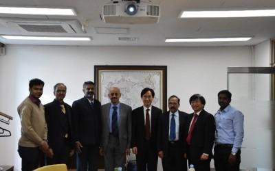 Korea-India workshop